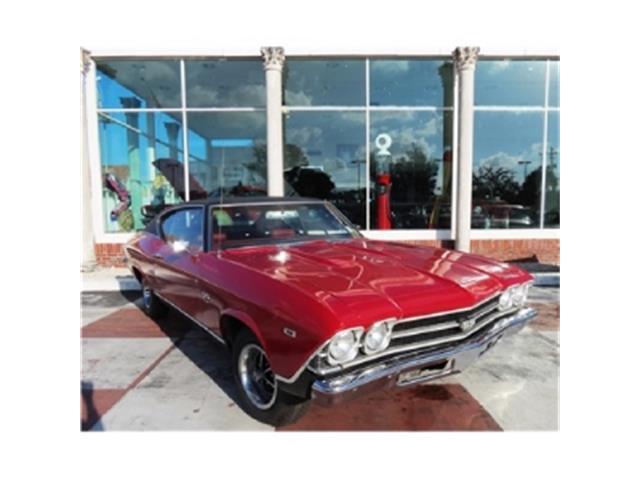 1969 Chevrolet Chevelle | 608644