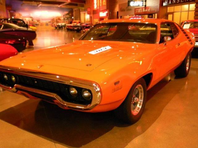 1971 Plymouth Road Runner | 608747