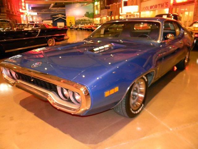 1971 Plymouth Road Runner | 608748