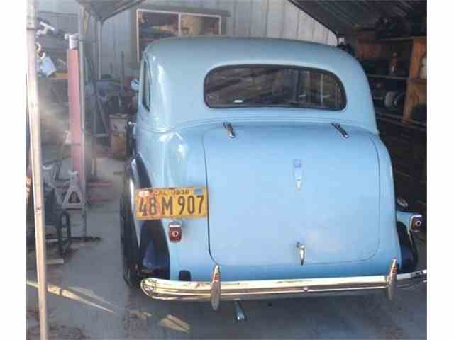 1938 Chevrolet 2-Dr Coupe | 609026