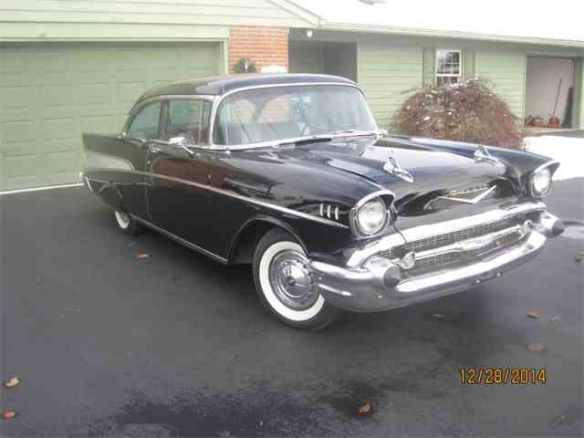 1957 Chevrolet 2-Dr Sedan | 609075