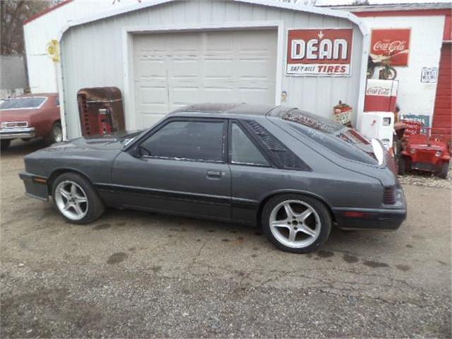 1985 Mercury Capri   609289