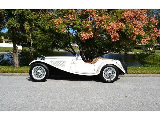 1937 Jaguar SS100 | 609300
