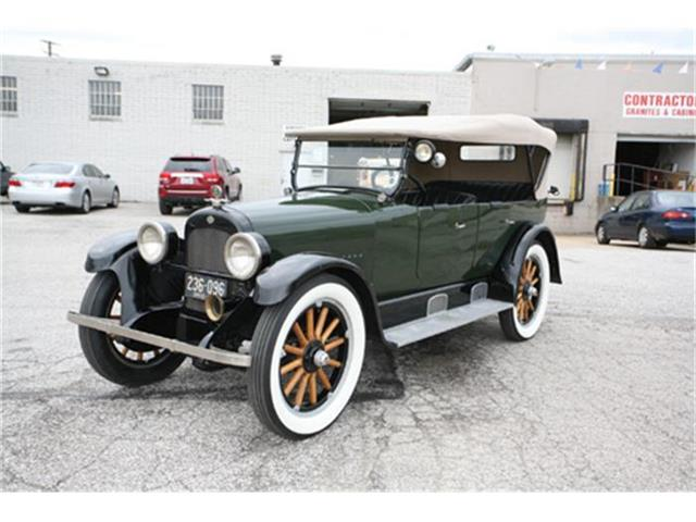 1924 Nash 4-Dr Sedan | 609469
