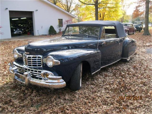 1947 Lincoln Continental | 609474
