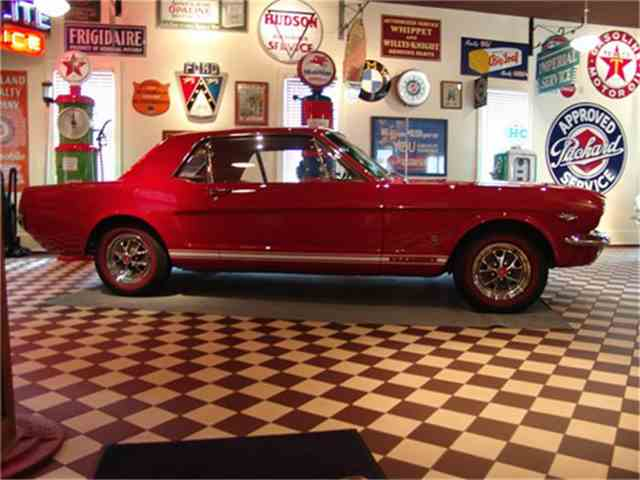 1966 Ford Mustang | 609481