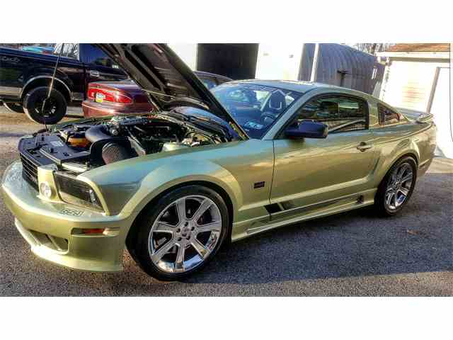 classic ford mustang saleen for sale on 11 available. Black Bedroom Furniture Sets. Home Design Ideas