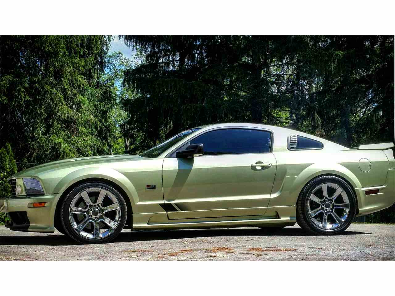Large Picture of '05 Mustang (Saleen) - D2AG