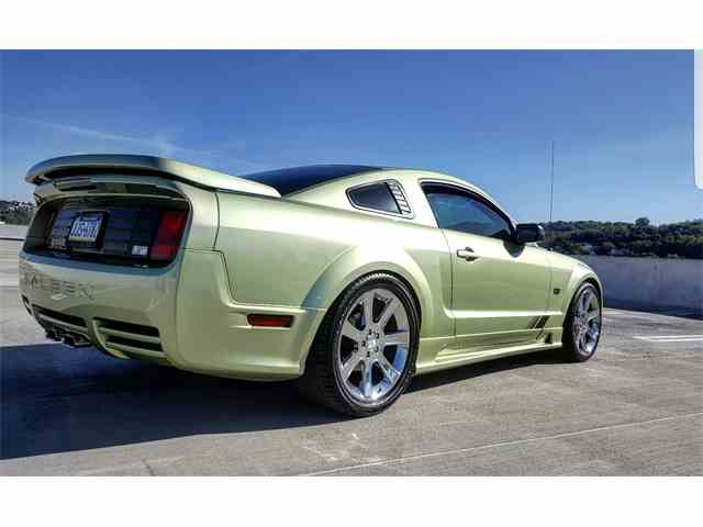 classic ford mustang saleen for sale on. Black Bedroom Furniture Sets. Home Design Ideas