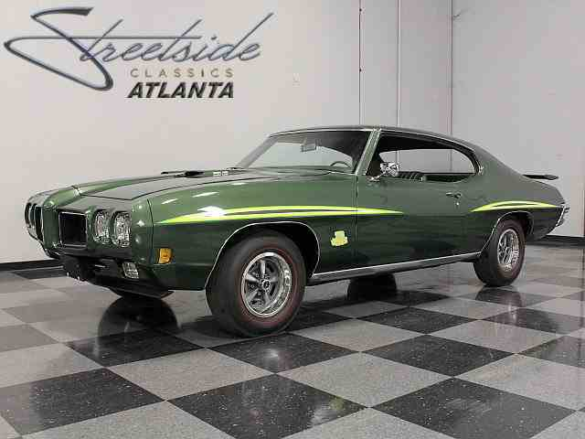 1970 Pontiac GTO (The Judge) | 600953