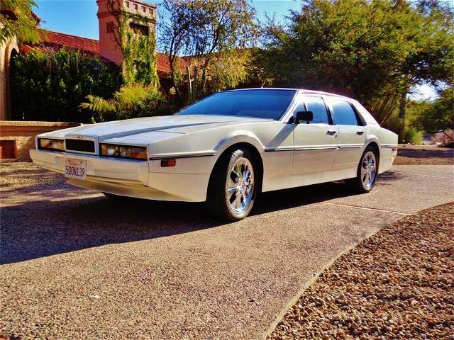 1983 Aston Martin Lagonda Owned by Elizabeth Taylor | 609572