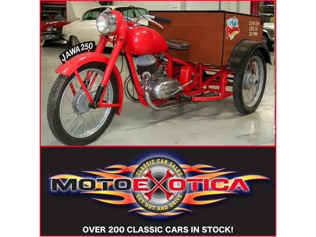 1949 Jawa 250 | 609577