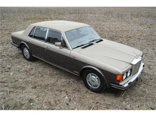 1989 Bentley Mulsanne S   609589