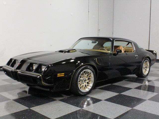 1980 Pontiac Firebird Trans Am Restomod | 600968