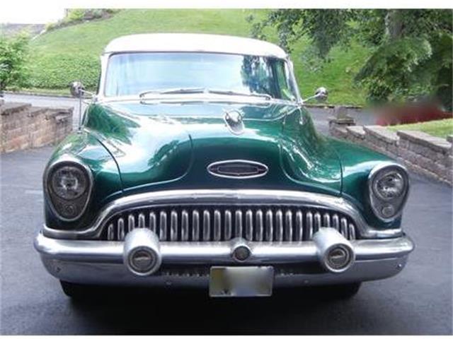 1953 Buick Riviera | 609735