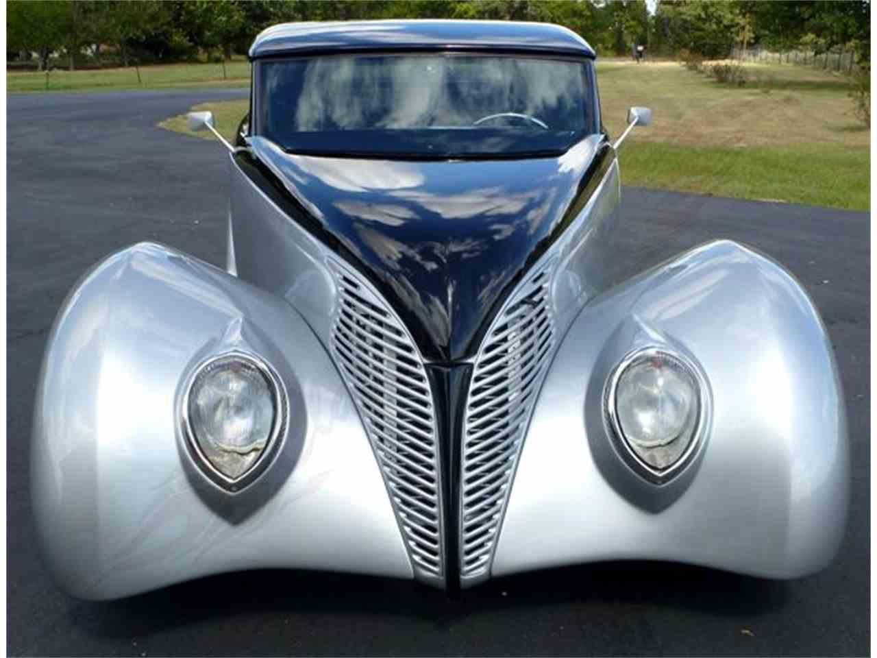 Large Picture of '39 Roadster - D2M3