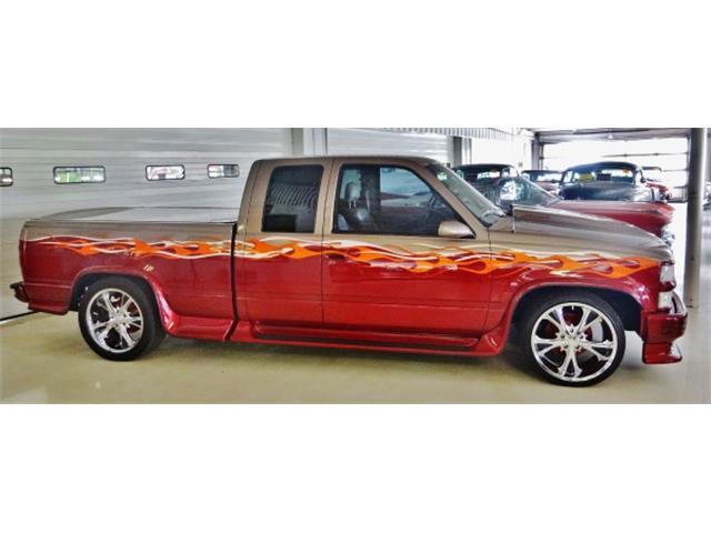 1997 Chevrolet Silverado Extended Cab   609989