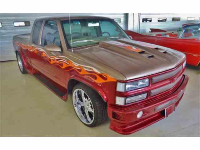 1997 Chevrolet Silverado Extended Cab | 609989
