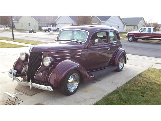 1936 Ford Humpback | 610010