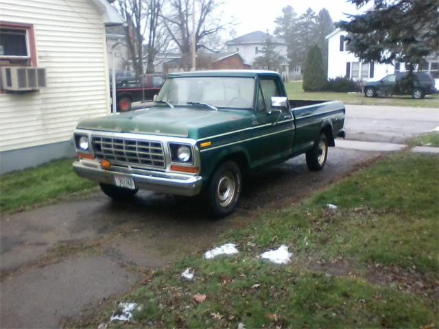 1978 Ford F250 | 610013