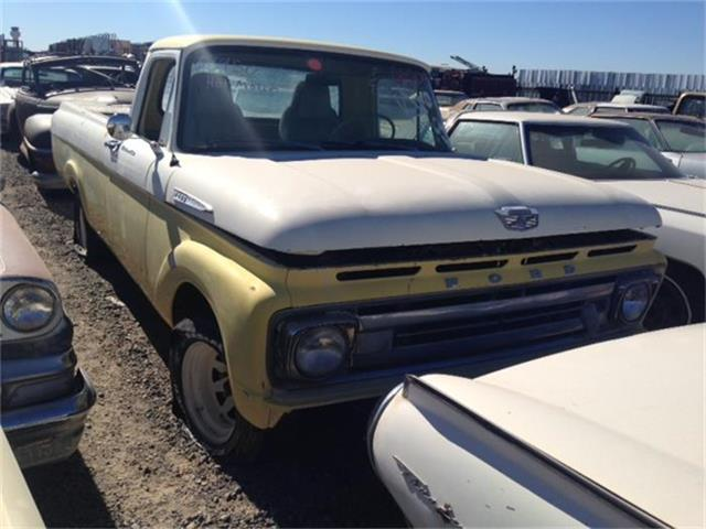 1962 Ford 1/2 Ton Pickup | 611488