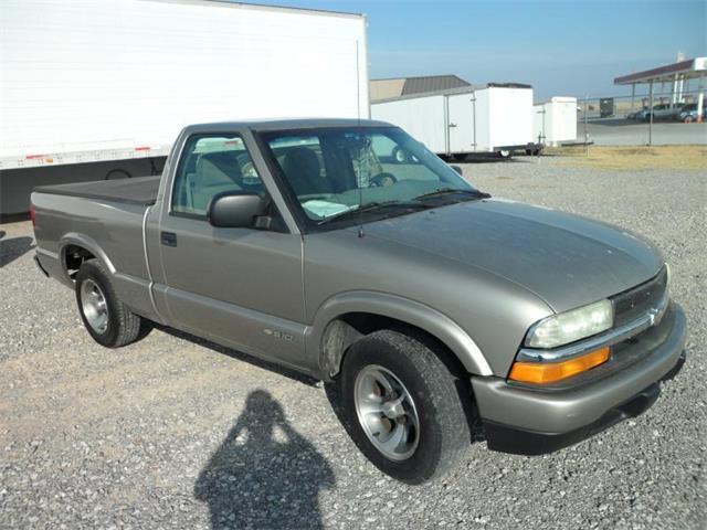 2003 Chevrolet S10 | 611548
