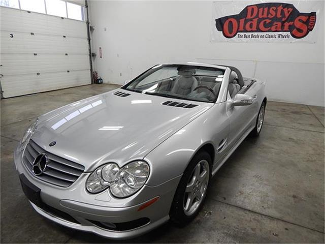 2003 Mercedes-Benz SL500 | 611603