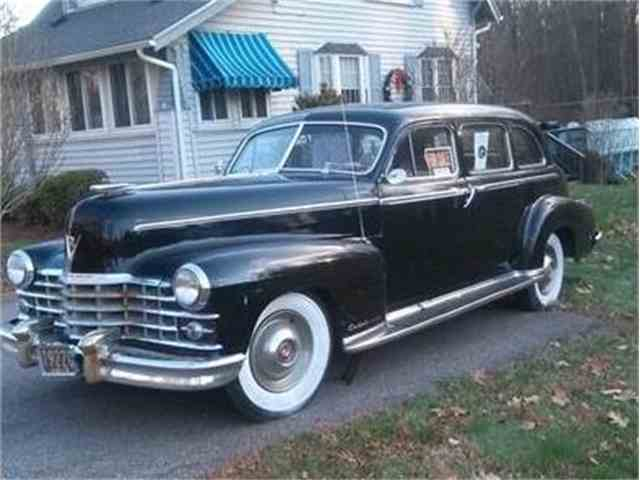 1948 Cadillac Fleetwood Limousine | 611791
