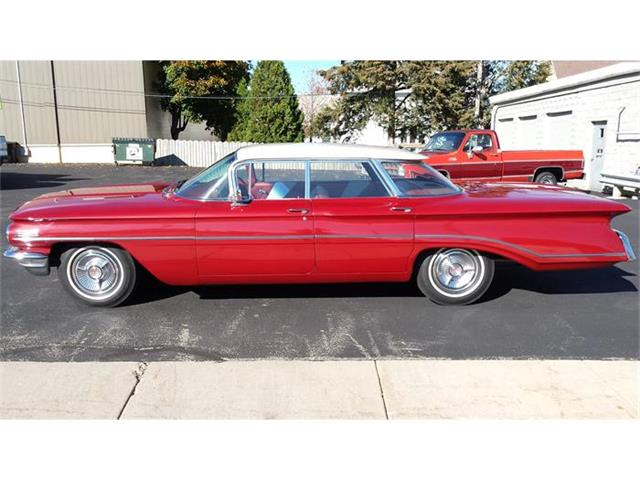 1960 Oldsmobile Dynamic 88 | 611793