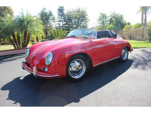 1957 Volkswagen Speedster | 612101