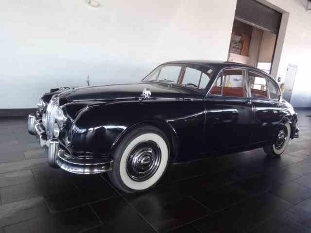 1960 Jaguar Mark II   610211