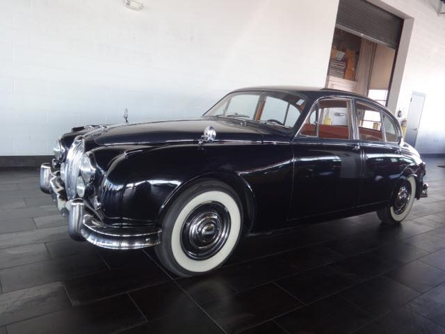 1960 Jaguar Mark II | 610211