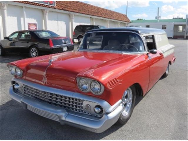 1958 Chevrolet delivery | 612254