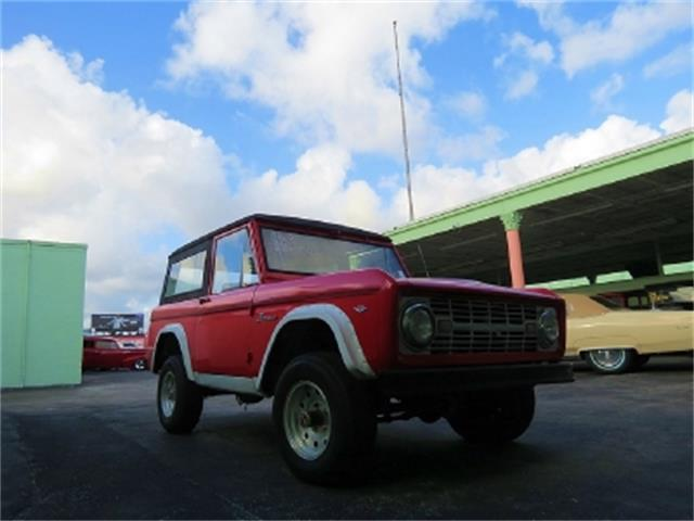 1968 Ford Bronco | 612255