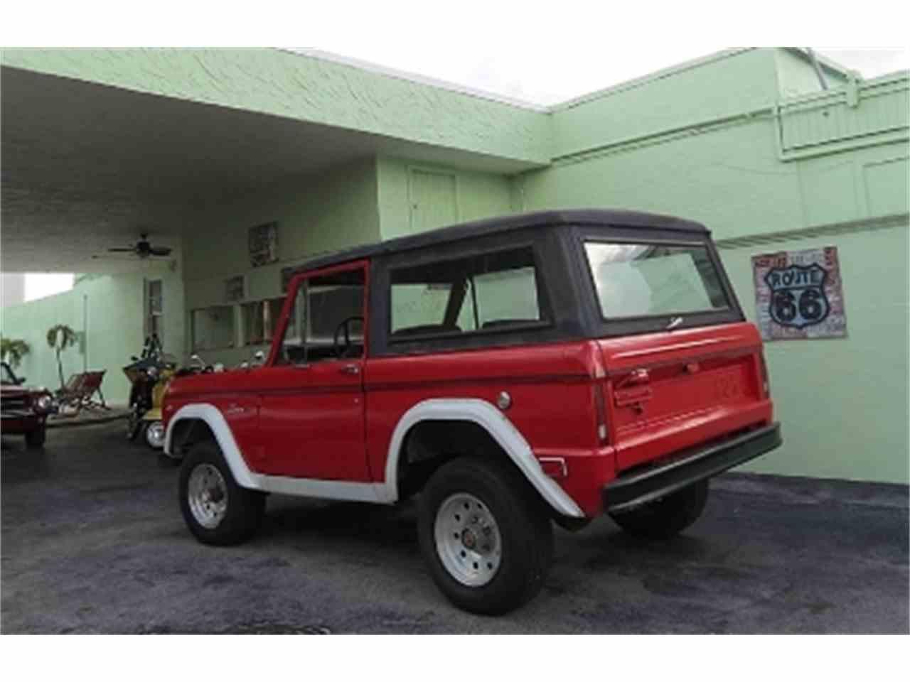 1968 ford bronco for sale cc 612255. Black Bedroom Furniture Sets. Home Design Ideas