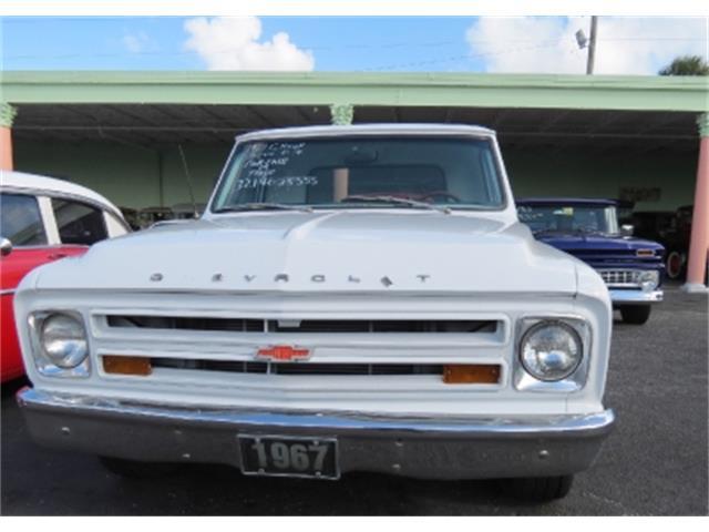 1967 Chevrolet Pickup | 612262