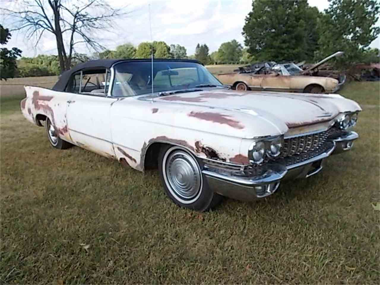 Large Picture of '60 Convertible - D4KC