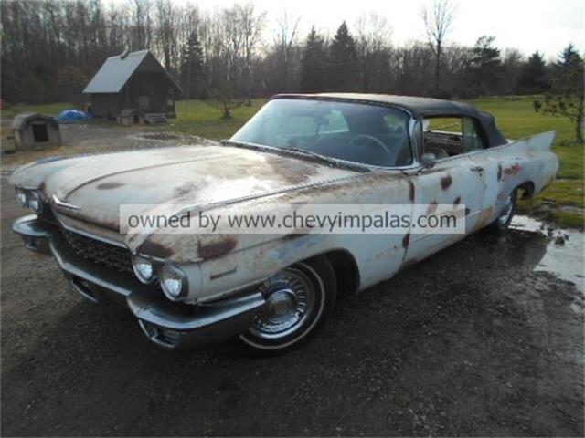 1960 Cadillac Convertible | 612444