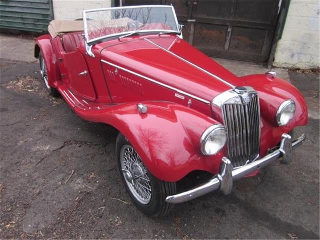 1955 MG TF | 612445