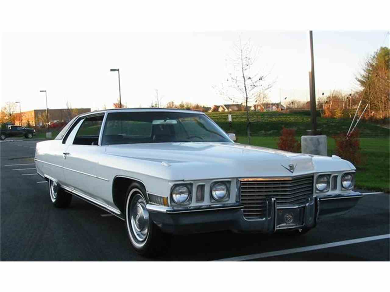 1972 cadillac coupe deville for sale cc 612488. Black Bedroom Furniture Sets. Home Design Ideas