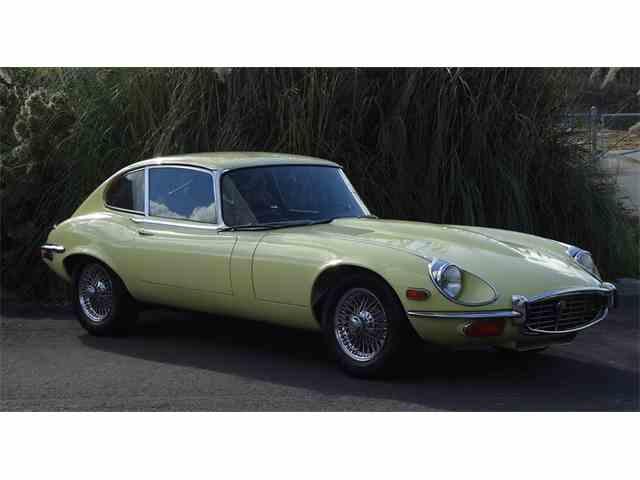 1972 Jaguar E-Type | 612663