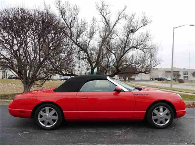 2002 Ford Thunderbird | 612673