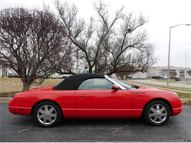 2002 Ford Thunderbird | 612673