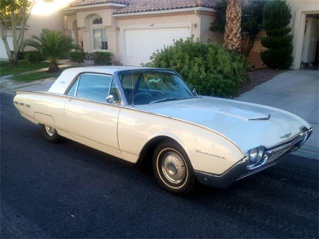 1962 Ford Thunderbird | 612677