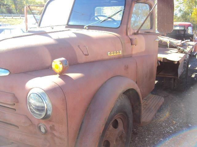 1954 Dodge stake    dump   612790