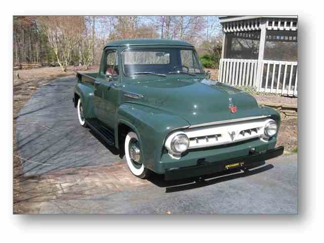 1953 Ford F100   610292