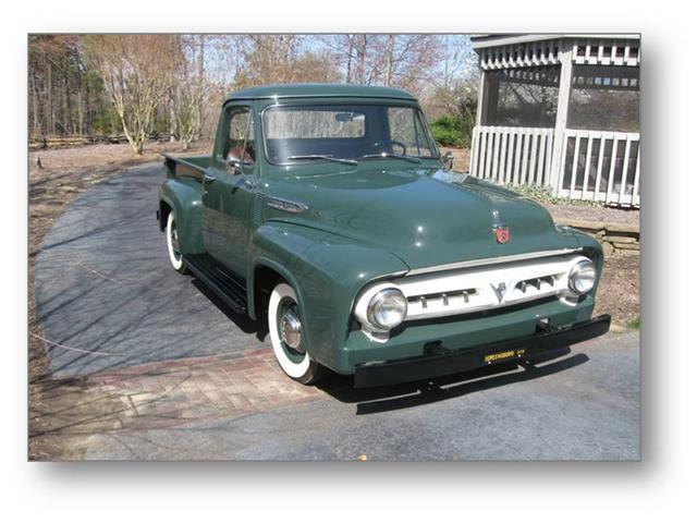 1953 Ford F100 | 610292