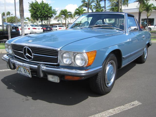 1973 Mercedes-Benz 450SL | 610295