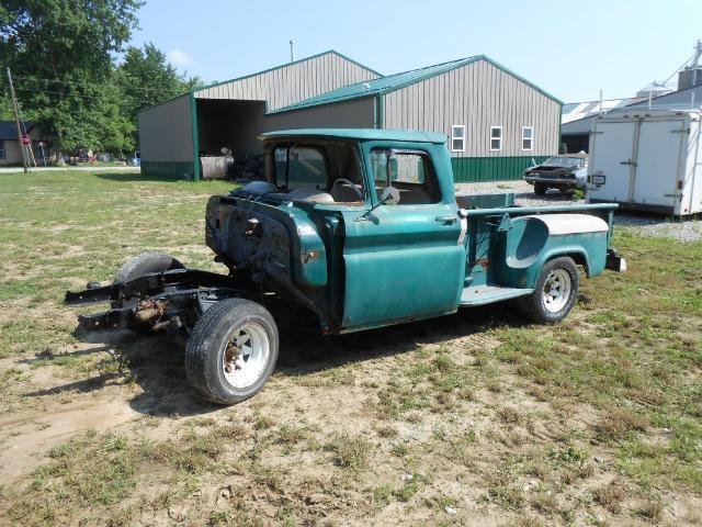 1962 Chevrolet Pickup | 613024
