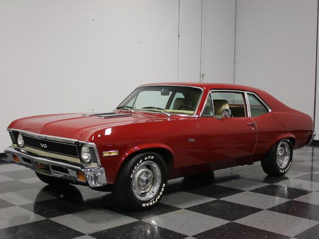 1972 Chevrolet Nova SS | 613038